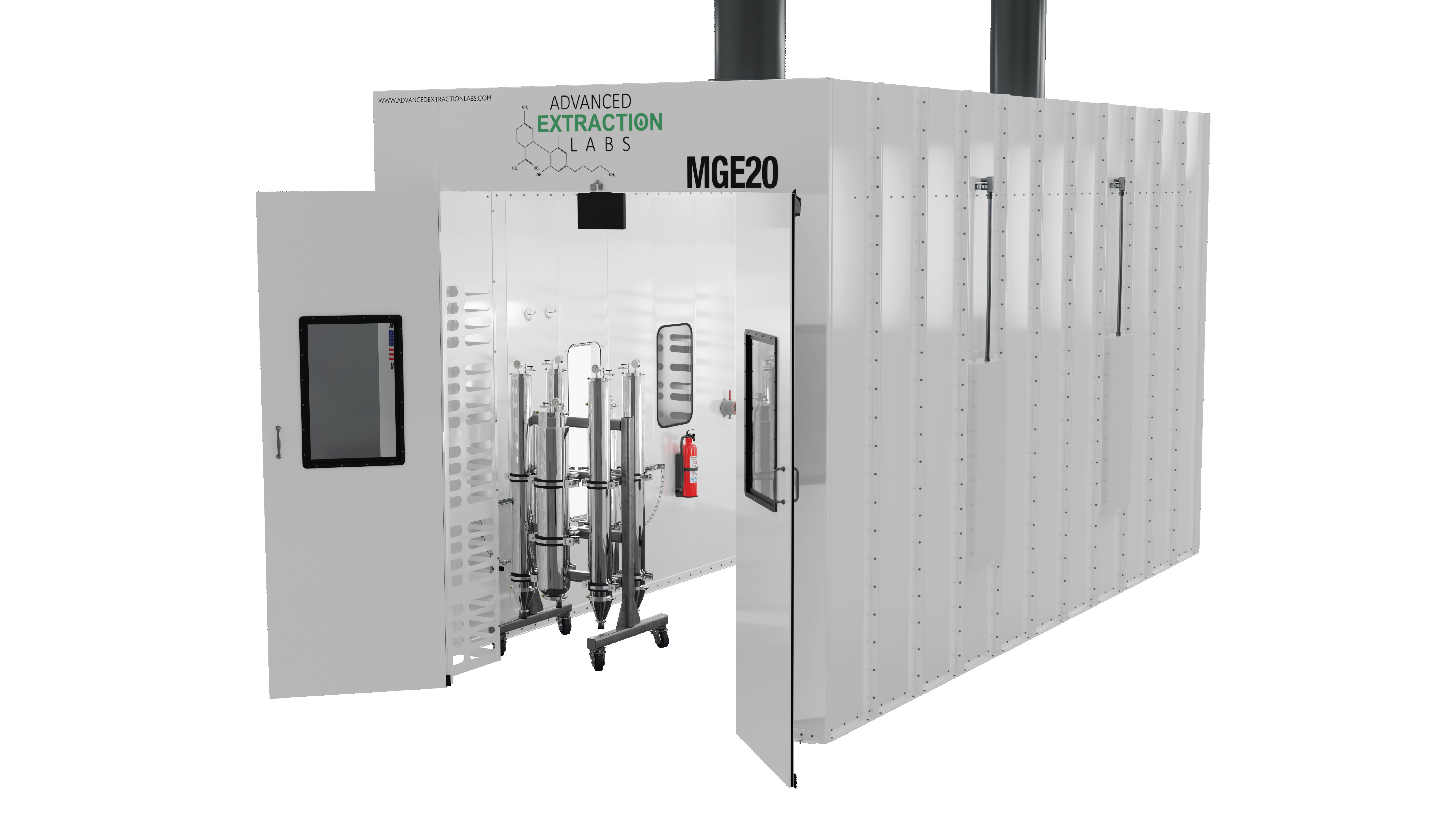 Deluxe Mega 10x20 Lab